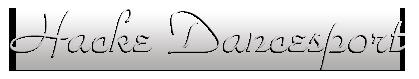 Ballroom and Latin Dance Logo